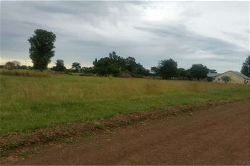 Vacant land Vacant land!!! Property