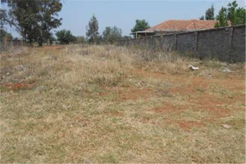 Property Vacant land Vacant Land in Cul de sac in Kookrus.  Midvaal!