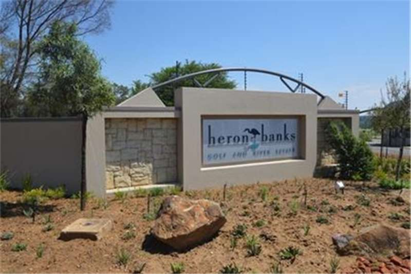Vacant land Vacant Land in Heron Bank River and Golf Estate in Property