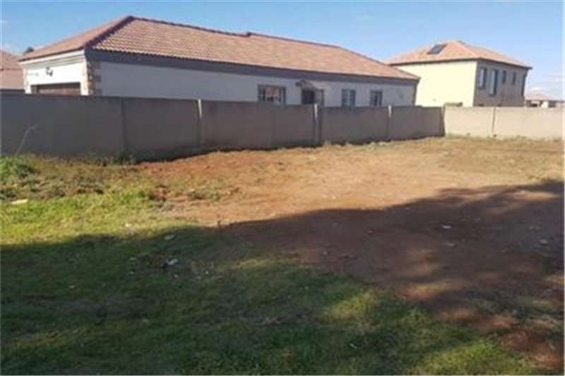 Vacant land Vacant Land Residential For Sale in BRAKPAN NORTH Property