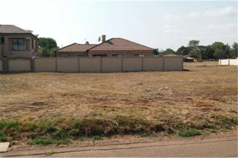 Property Vacant land Vacant Land Residential For Sale in Brits Rural