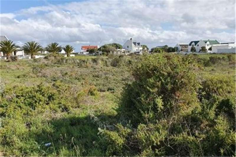 Property Vacant land Vacant Land Residential For Sale in Jacobsbaai