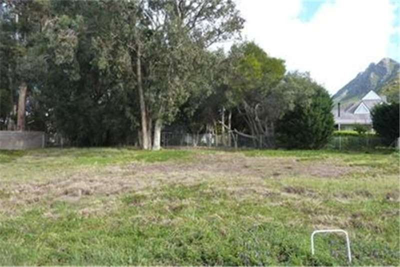 Property Vacant land Vacant Land Residential For Sale in Kleinmond Cent