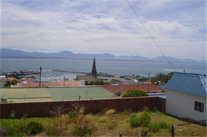 Property Vacant land Vacant Land Residential For Sale in Mossel Bay Cen
