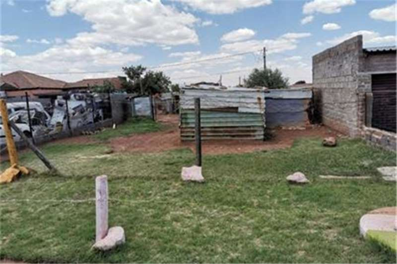 Property Vacant land Vacant Land Residential For Sale in ORANGE FARM