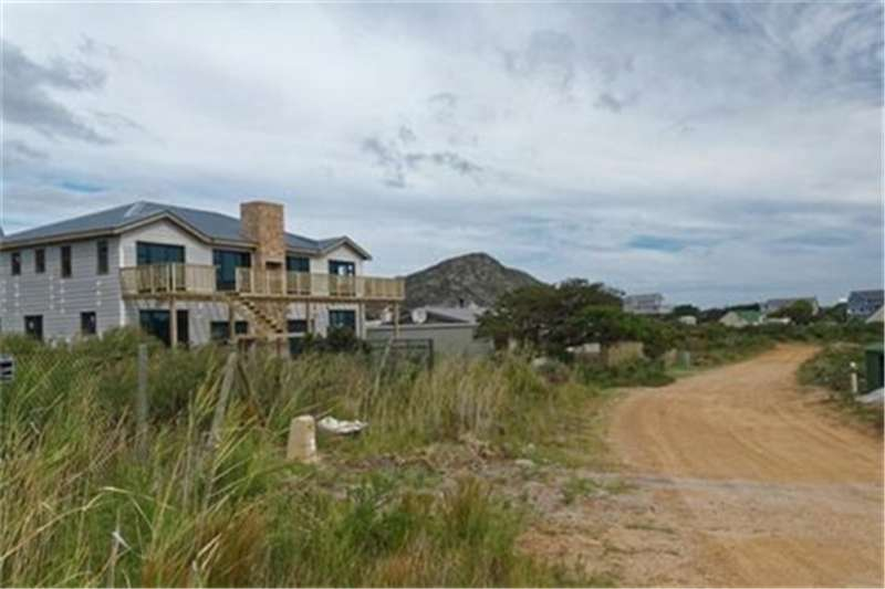 Vacant land Vacant Land Residential For Sale in PRINGLE BAY Property
