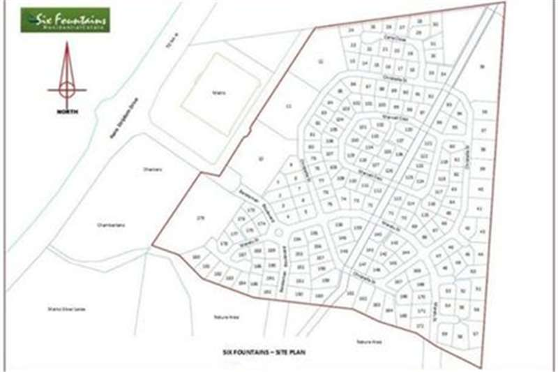 Vacant land Vacant Land Residential For Sale in Six Fountains Property