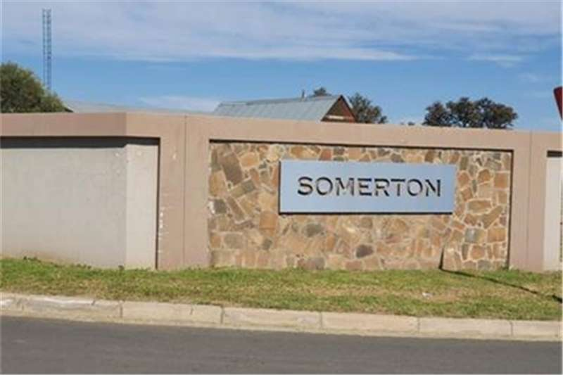 Property Vacant land Vacant Land Residential For Sale in Somerton Estat