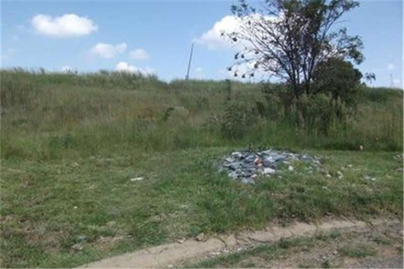 Property Vacant land Vacant Land Residential For Sale in Tasbet Park Ex