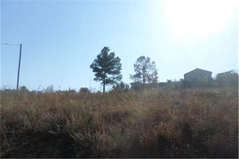 Property Vacant land Vacant Land Residential For Sale in VAALOEWER