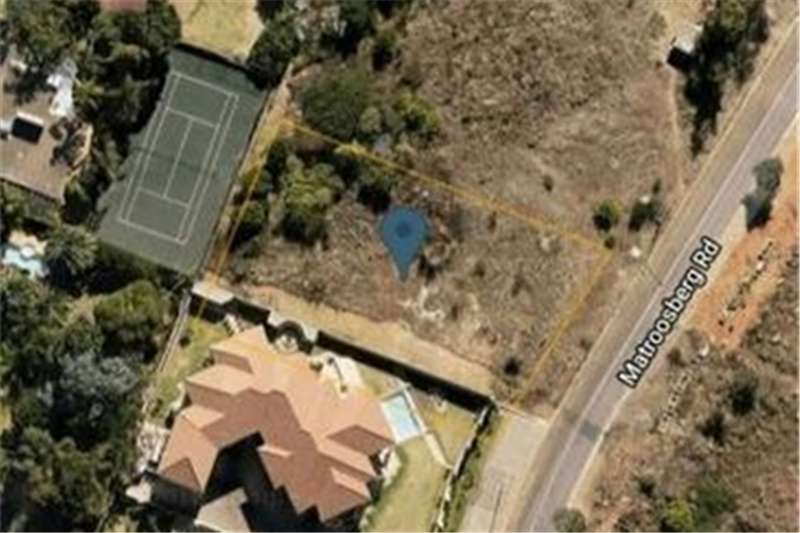 Property Vacant land Vacant Land Residential For Sale in Waterkloof Hei