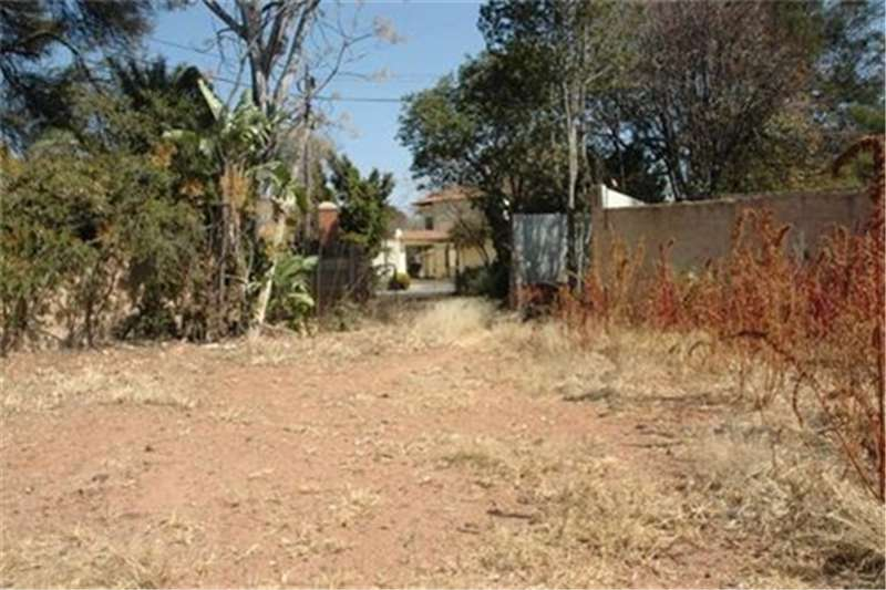 Property Vacant land Vacant Land Residential For Sale in WATERKLOOF RID