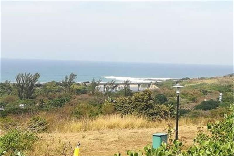 Property Vacant land Vacant Stand in Lovely Eco Estate with Sea View