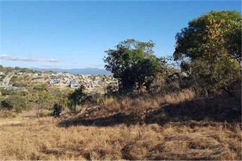 Property Vacant land Vacant stand in Nature Estate