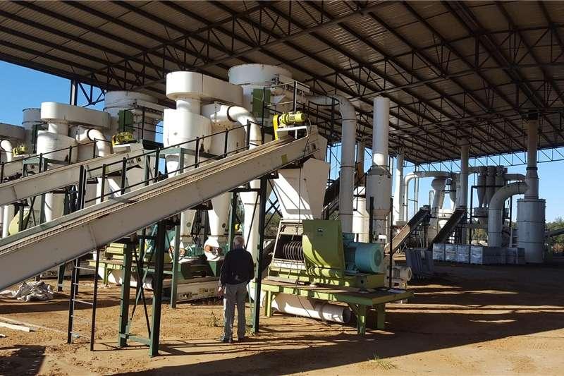 PTO drive hammer mills Hammer mill 110kw new