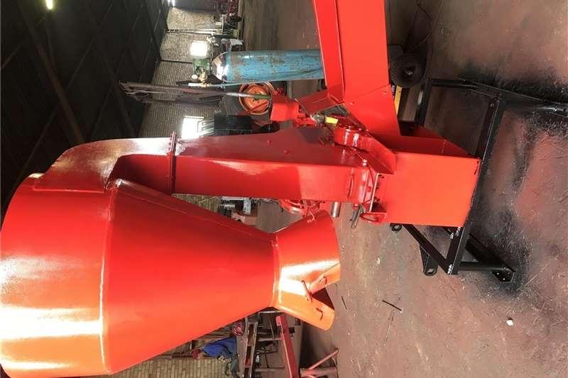 PTO drive hammer mills Hammermeul LM32