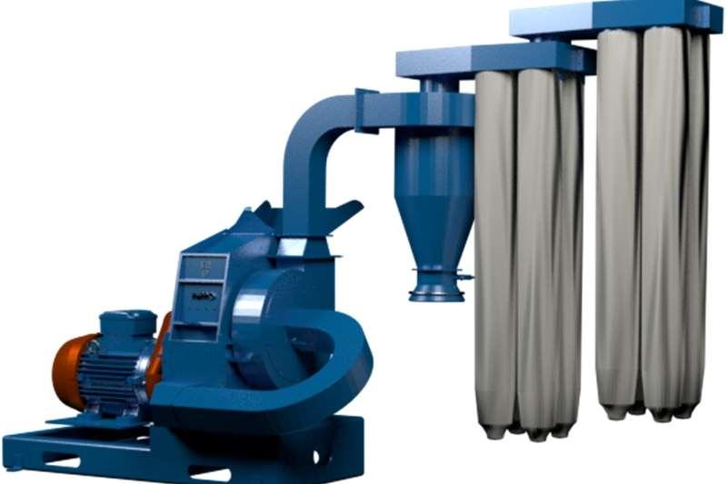 PTO drive hammer mills Hippo Size 57 Hammer Mill