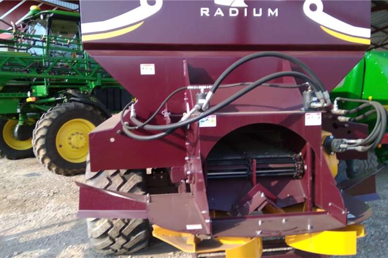 Radium 10 T Spreaders