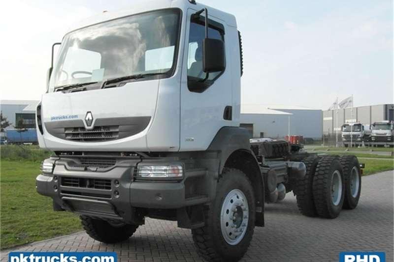 Renault Tractors