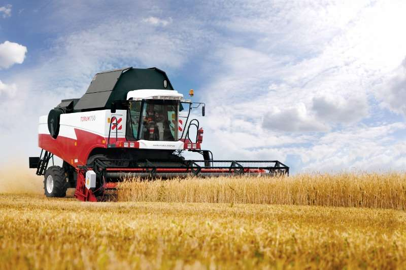 Rostselmash Combine harvesters and harvesting equipment Grain harvesters TORUM 780 2020