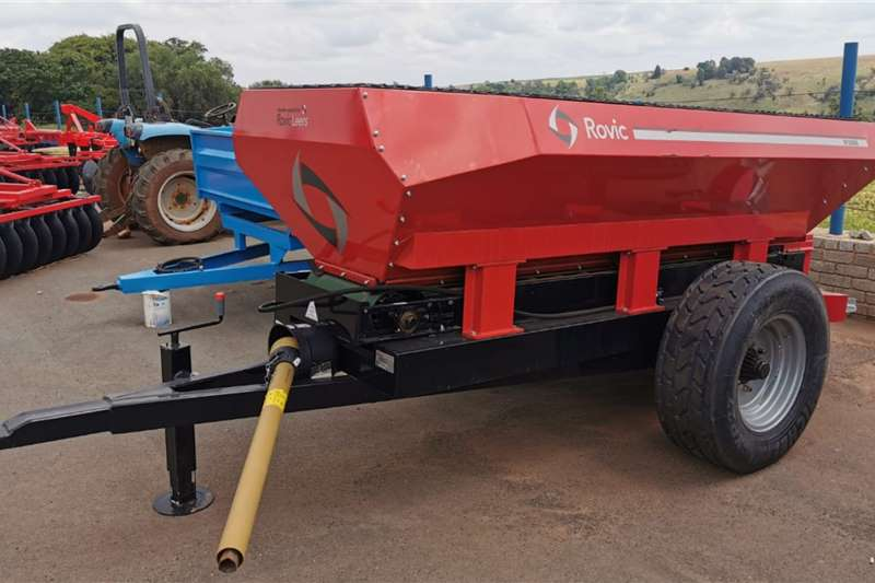 Rovic Spreaders New Rovic 2 Ton Spreader