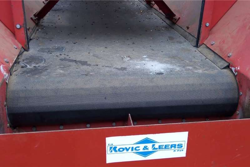 Rovic Trailed spreaders Rovic RF4500 strooier Spreaders