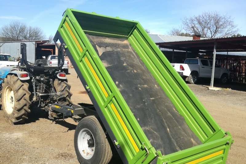 RY Agri Agricultural trailers Tipper trailer New 2 Ton Tip Trailer 2019