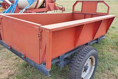 RY Agri Tipper trailers 1.5 ton tipper Agricultural trailers