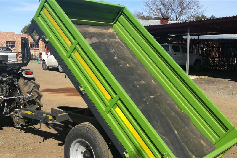 RY Agri Tipper trailers 2 Ton Tip Trailer Agricultural trailers