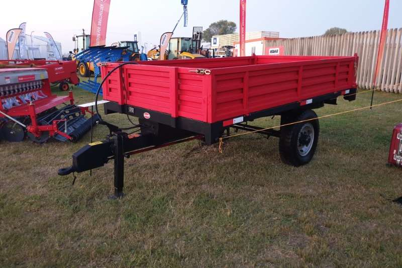 RY Agri Tipper trailers New 5 Ton Tip Trailer Agricultural trailers