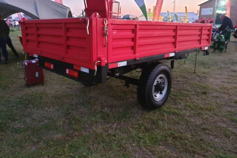 RY Agri Agricultural trailers Tipper trailers New 5 Ton Tip Trailer 2019
