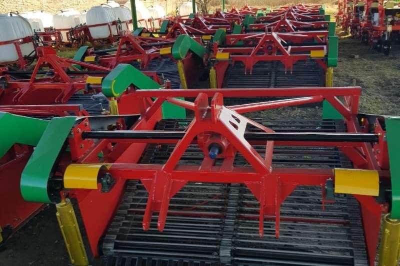 RY Agri Combine harvesters and harvesting equipment Potato harvesters RY4U 85, RY4U 150
