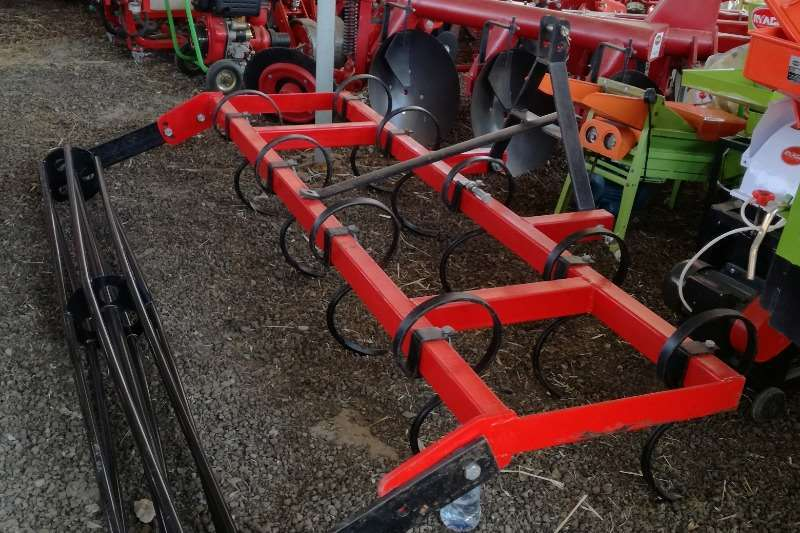 RY Agri Cultivators New Spring Cultivator + Roller 2019