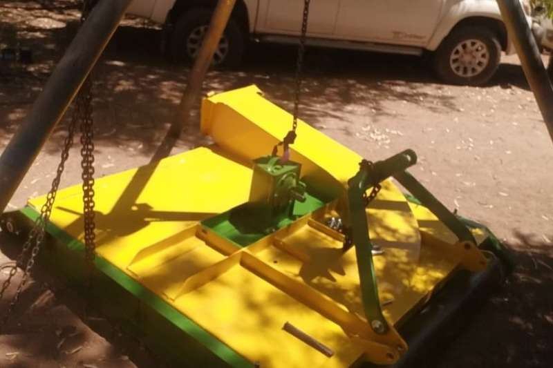 RY Agri Cutters and shredders Other cutters and shredders haimaker 1.5meter 2013
