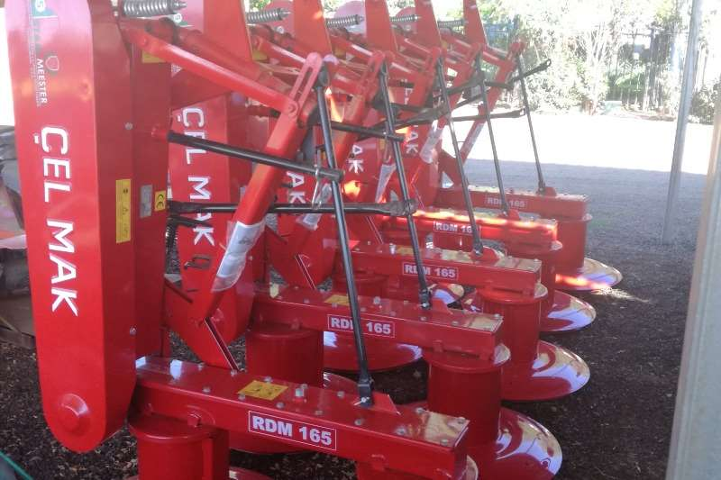 RY Agri Cutters and shredders Rotary cutters Nuwe Drom snyers 2019