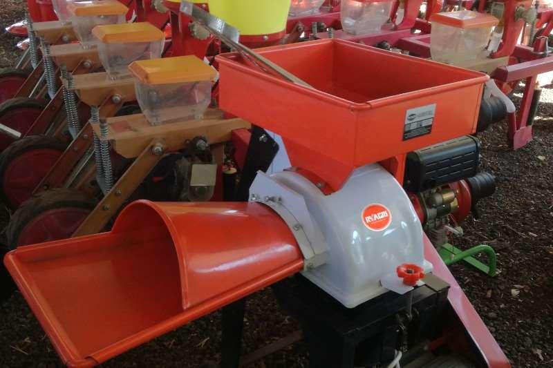 RY Agri Hammer mills Electrical hammer mills New 2.2 kw Hammer mill 2019