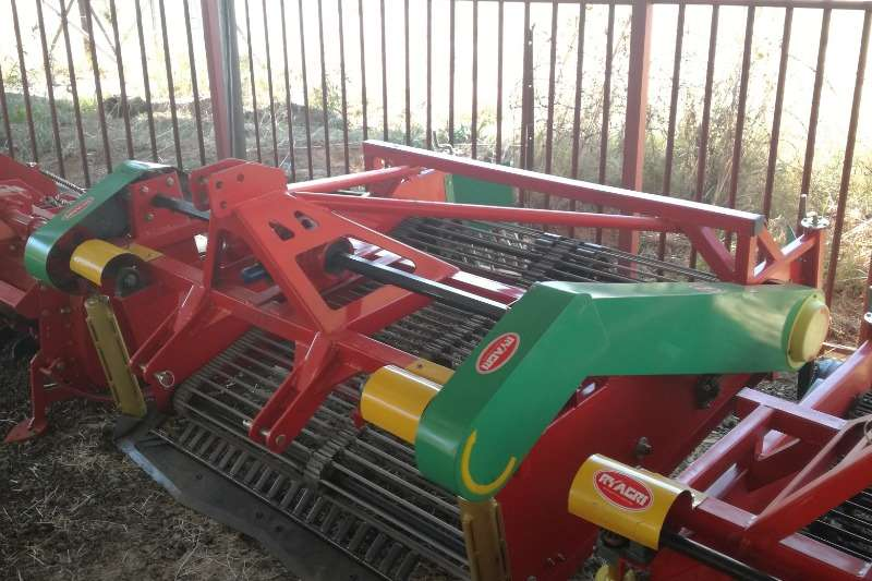 RY Agri Harvesting equipment Potato harvesters New Potato Harvester 1.5m 2019