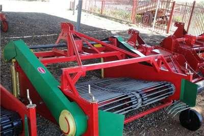 RY Agri Potato harvesters New Potato Harvester 1.5m Harvesting equipment
