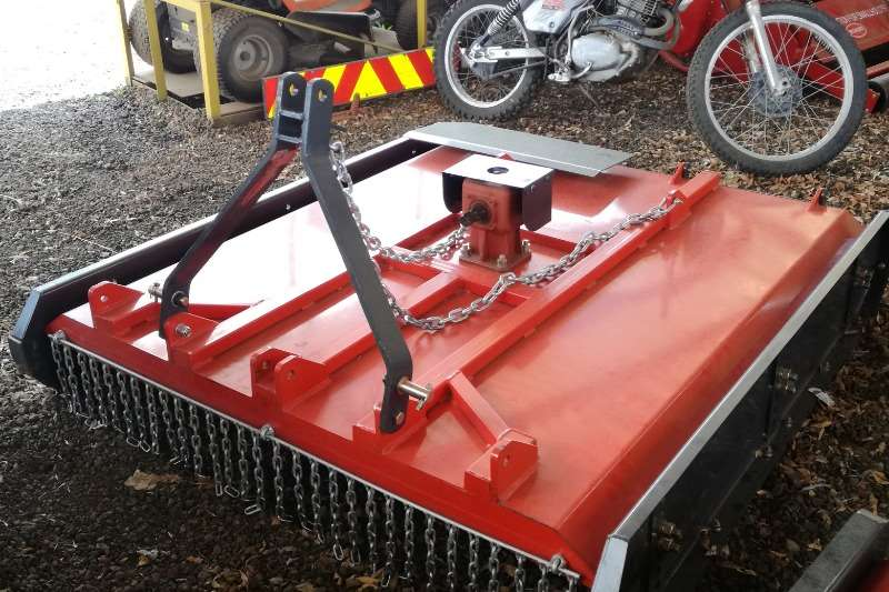 RY Agri Haymaking and silage Bale shredders New 1.2 M Slasher 2019