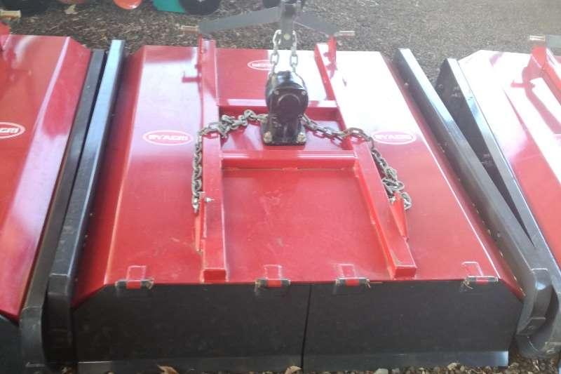 RY Agri Bale shredders New 1.2 M Slasher Haymaking and silage