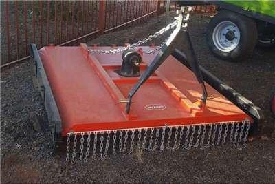 RY Agri Bale shredders New 1.5m Slasher Haymaking and silage