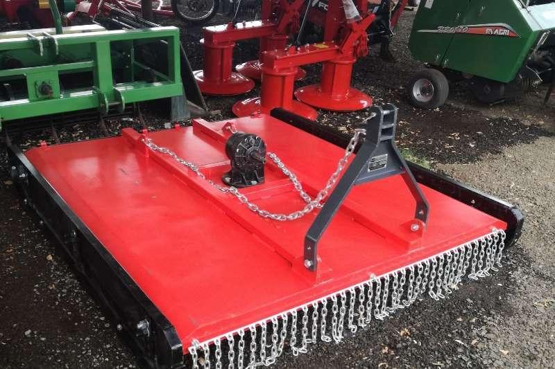 RY Agri Bale shredders New 1.8 M Slasher Haymaking and silage
