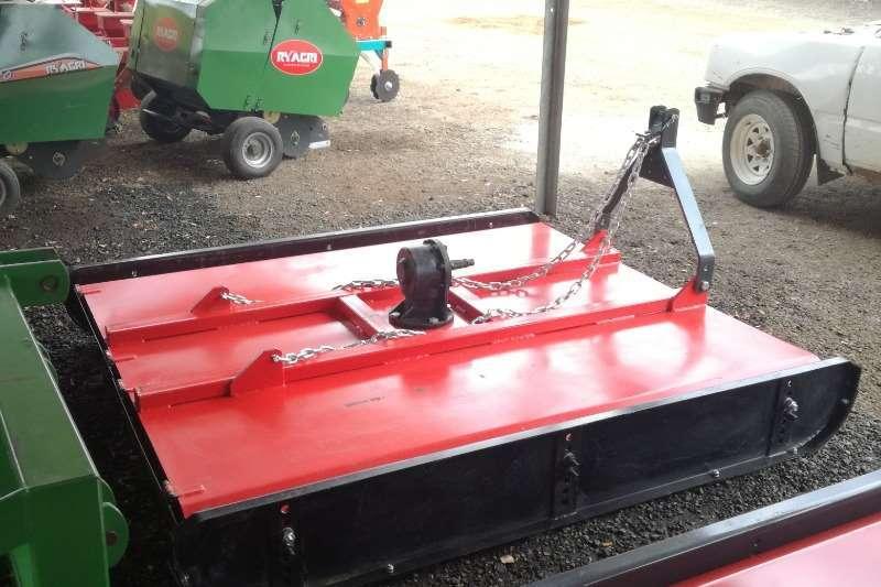 RY Agri Haymaking and silage Bale shredders New 1.8 M Slasher 2019