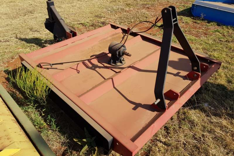 RY Agri Haymaking and silage Disc mowers New 1.5m