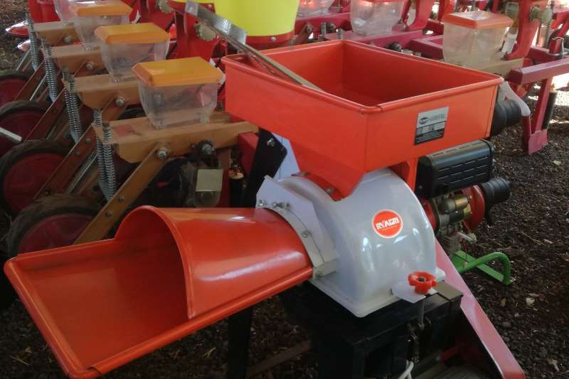 RY Agri Hammer mills New 2.2 kw Hammer mill Haymaking and silage
