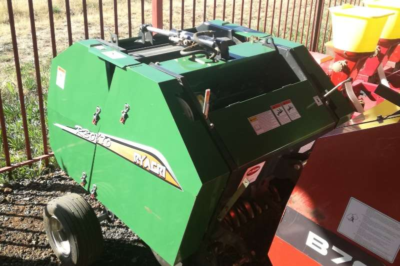 RY Agri Haymaking and Silage New Mini Round Baler 2019