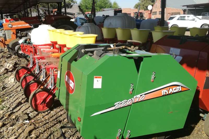 RY Agri New Mini Round Baler Haymaking and silage