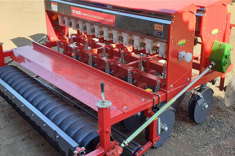 2020 RY Agri  New 8 Row Fineseed Planter For lusern,tef,wheat,ec