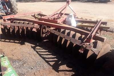 RY Agri Ploughs 35 DIS OFFSET PLOW
