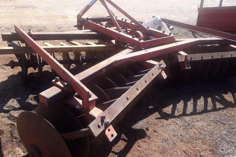 RY Agri 35 DIS OFFSET PLOW Ploughs